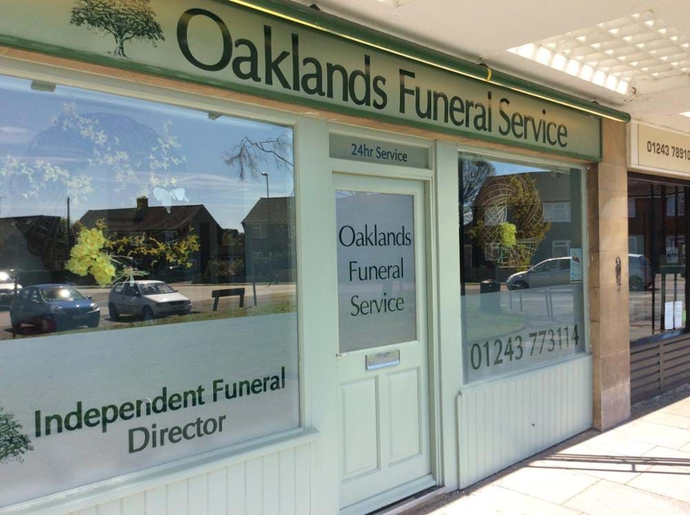 Oaklands Store Front